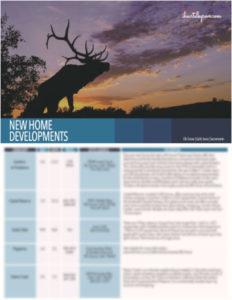 New Homes in Elk Grove