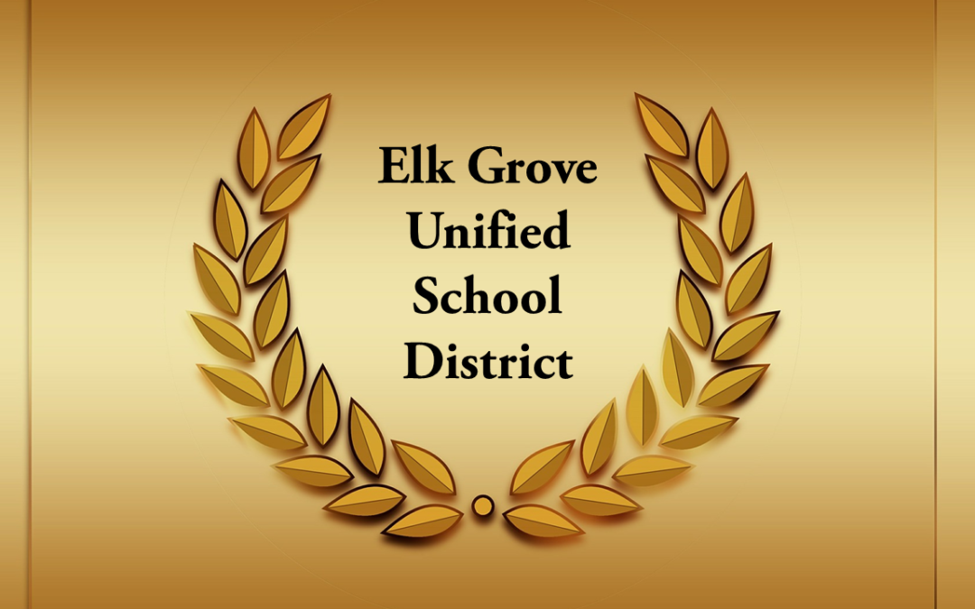 Elk Grove Unified School District students receive recognition