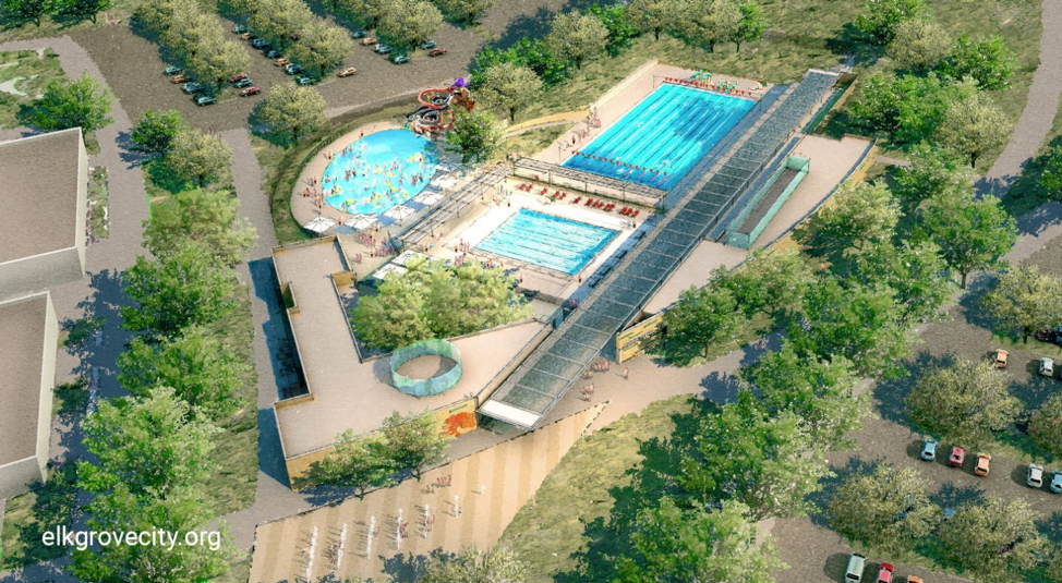 Elk Grove makes a splash with $31 million commitment for new aquatic center