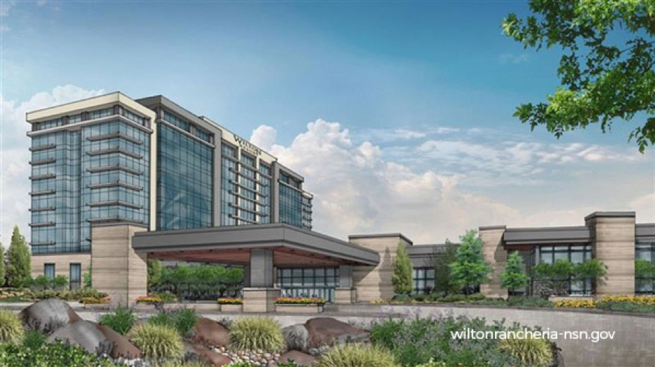 Activity at site of future casino, resort and convention center begins in Elk Grove