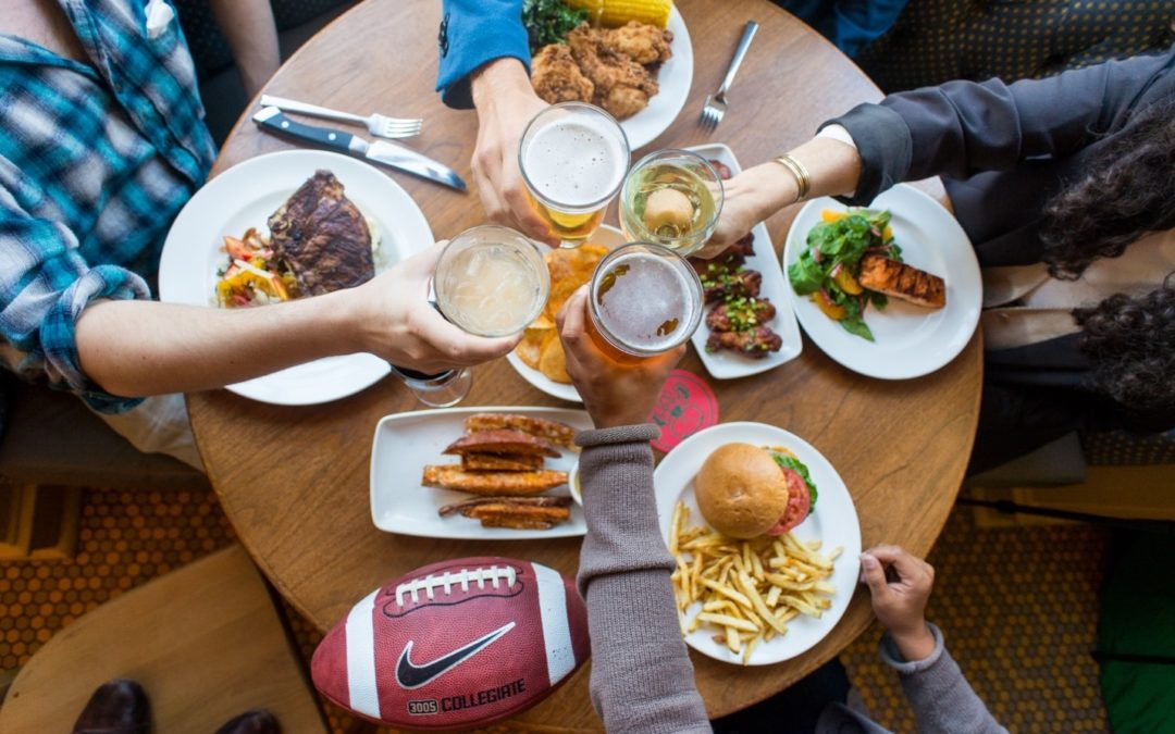 Football Sunday Funday spots in Elk Grove